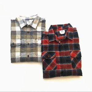 NWOT Men's Flannel - bundle